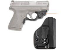 **NEW Crimson Trace Laser Sight S&W M&P Shield Red BLADETECH HOLSTER LG-489-HBT