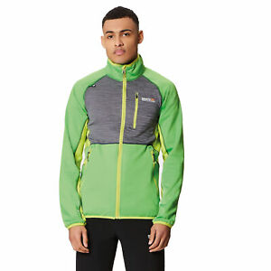 Regatta-Yare-Mens-Stretch-Golf-Soft-Shell-Softshell-Jacket-RRP-60