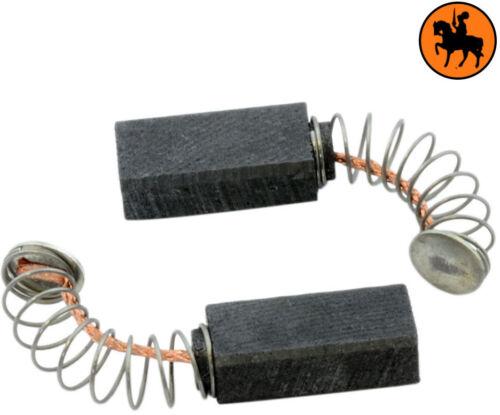 5x8x15,5mm Balais de Charbon pour Bosch CSB 550 RE