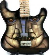 Pink Floyd The Division Bell Miniature Tribute Guitar (UK SELLER)