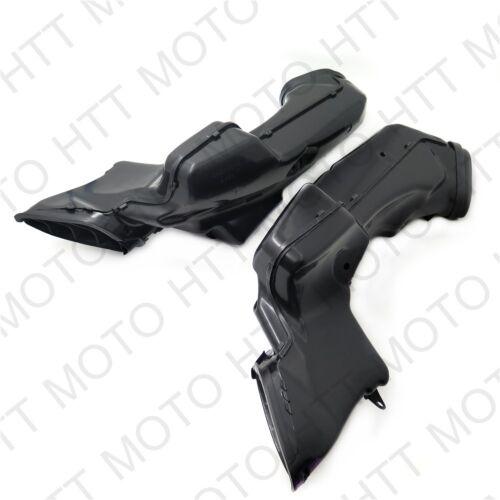 ABS Plastic Ram Air Intake Tube Duct For Suzuki GSXR600 GSXR 750 2008-2010 Black
