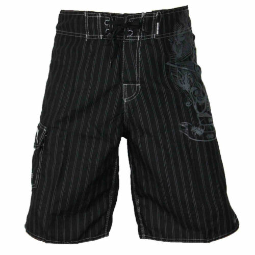 Men/'s Casual Black Quiksilver Boardshorts Quick-Dry Surf Shorts Size 30-40 ❤Aus❤