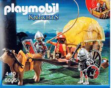 Playmobil 6005 Tarnkutsche der Falkenritter Knights Hinterhalt Ochse Neu OvP