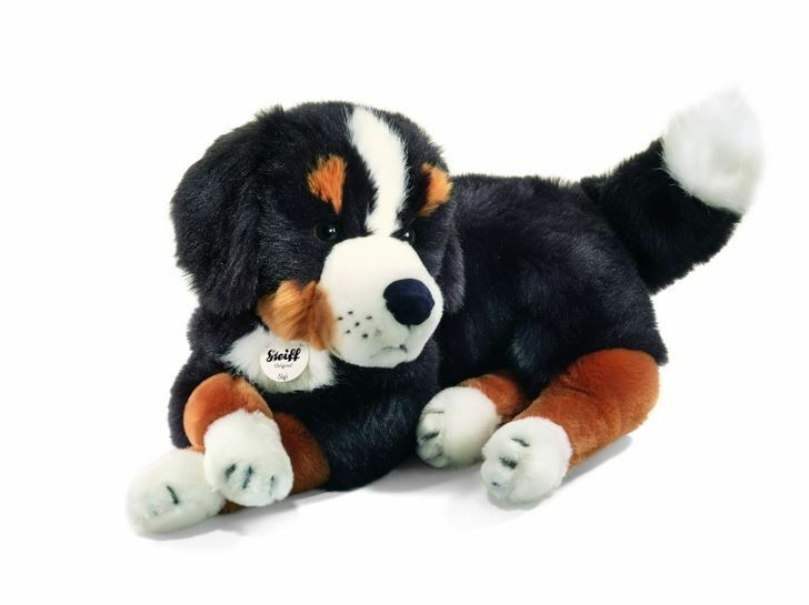 Steiff Bernese Mountain Dog nuovo Authentic Authentic Authentic 079528 7fcbbc