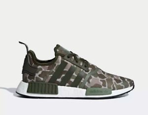 Details about New Adidas Men's Originals NMD R1 Duck Shoes (D96617) Camouflage