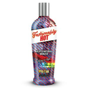 New-Pro-Tan-Fashionably-Hot-Tingle-Bronzer-sunbed-tanning-lotion-Free-Goggles