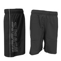 Smash It Sports Microfiber Shorts Black Large,