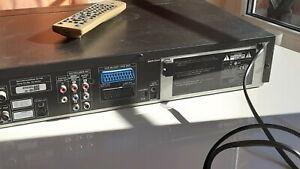 LG  Kombigerät DVD-Player + VHS-Recorder mit orig. Fernbedienung