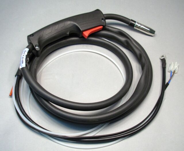 HTP USA Weld 81295B Chicago Electric 10\' Replacement MIG Welding Gun ...