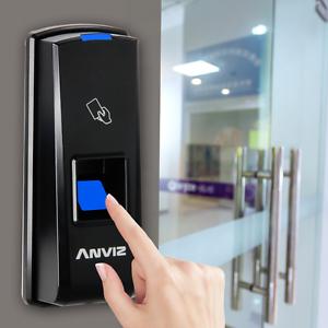 Anviz T5s Fingerprint Reader And Em Rfid Card Reader