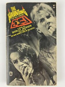 Shirley Jackson The Haunting Of Hill House First Movie Tie In Edition Paperback Ebay