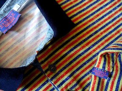 Capace Polo Man Vintage Missoni Example Tg.xl Made Italy Rare Ricambio Senza Costi A Qualsiasi Costo