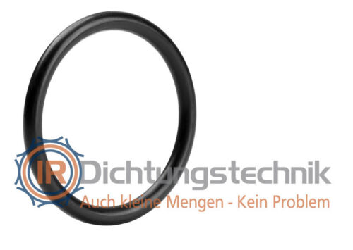 O-Ring Nullring Rundring 227,0 x 3,5 mm NBR 70 Shore A schwarz 1 St.