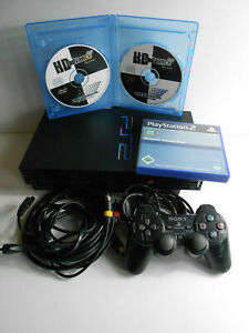 Playstation 2 / PS2 HD Advance 2.0 + Network + 120GB + Controller & Kabel