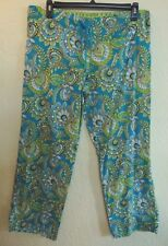 df50cef8ec1b item 8 Vera Bradley PEACOCK Pajama Lounge Pants Size XL Extra Large  Turquoise Lime -Vera Bradley PEACOCK Pajama Lounge Pants Size XL Extra Large  Turquoise ...