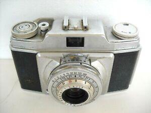 Agfa Silette Pronto 35mm Film Viewfinder Camera 1950s Cameras ...