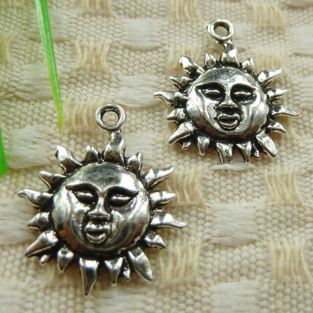 free ship 90 pcs tibet silver nice charms 20x16mm #4270