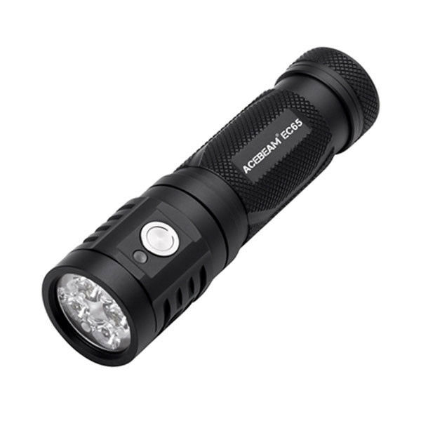Acebeam EC65 CREE XHP35 Hi USB Rechargeable Flashlight Flashlight Flashlight 4000 Lumens 8f5a56