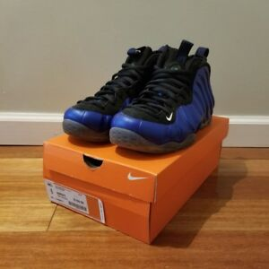7df186e8bd1bb VNDS Nike Air Foamposite 1 One Penny Dark Royal Neon Blue 314996-511 ...