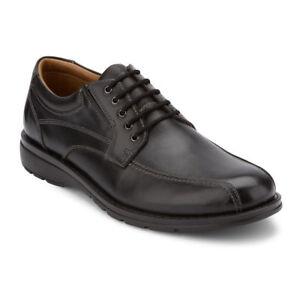 dockers men's trustee 20 leather dress/casual black