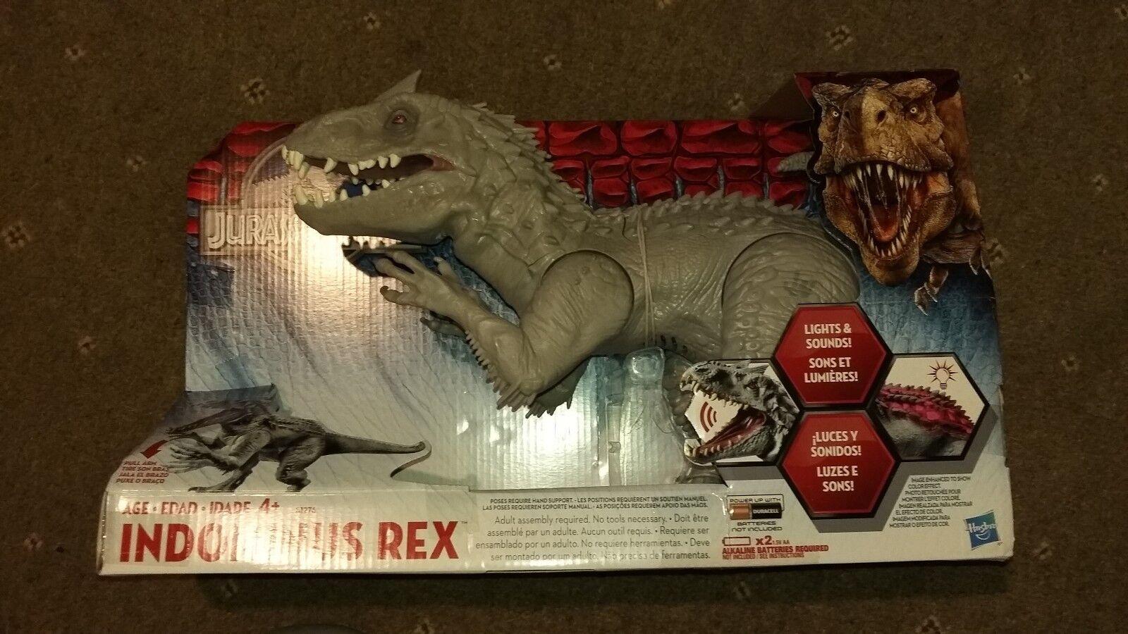 Jurassic World Toys indomnus Rex Grande