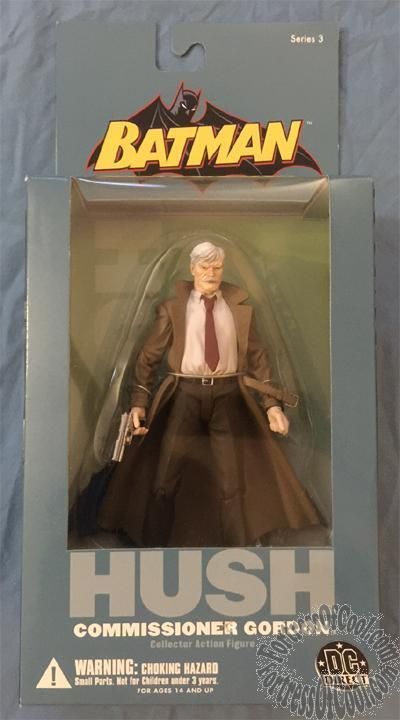 Batman still series 3 kommissar gordon action - figur