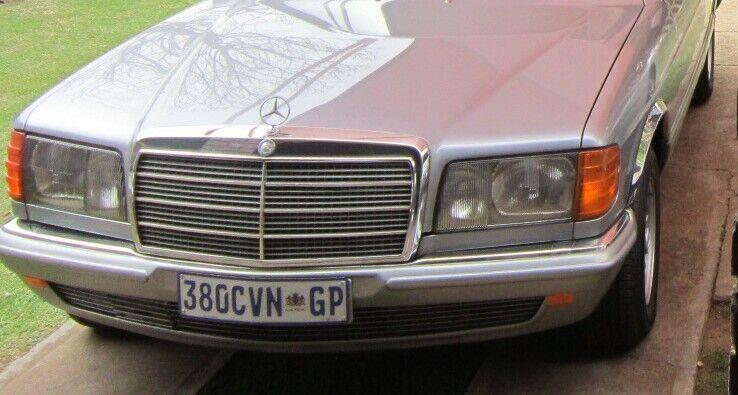 380 CVN GP - PERSONAL NO FOR SALE.