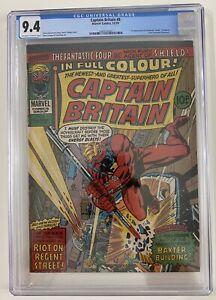 Captain-Britain-8-Marvel-1976-NM