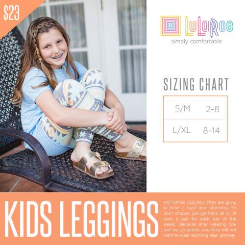 Lularoe Leggings Mystery ALL NEW ITEMS S//M L//XL Tween OS one size TC tall//curvy