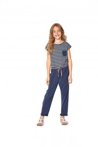 Burda niños fácil patrón de costura 9345 Verano Mono Gratis Reino Unido P/&p burda..