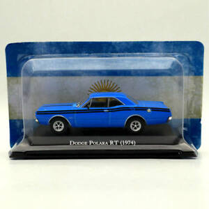 Ixo-ALTAYA-1-43-Dodge-Polara-RT-1974-Diecast-Models-Limited-Edition-Collection