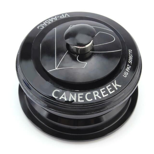 "VP COMPONENTS A41AC 1 1//8/"" Threadless Headset Ahead 44mm MTB Road Bike Black"