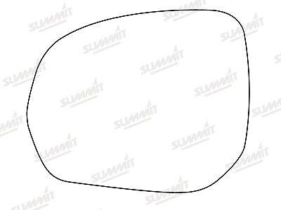 Summit SRG-942 Replacement Mirror Glass Fits Citroen LHS