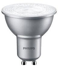 Philips Master 4.3W (50W) DIMMABLE GU10 40deg LED Spot Lamps Bulbs Warm White