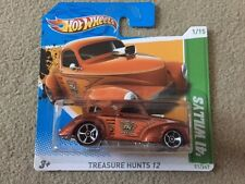 Hot Wheels T-Hunt Treasure Hunt Willy Willys 1941 Chrysler
