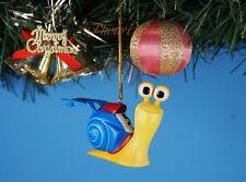 CHRISTBAUMSCHMUCK Weihnachten Xmas Deko Dreamworks Turbo Racing Team Snail Model