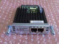 CISCO HWIC - 2 SHDSL ad alta velocità del modulo di interfaccia WAN