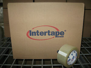 36 rls extra heavy duty 3 mil packing shipping box tape ebay. Black Bedroom Furniture Sets. Home Design Ideas