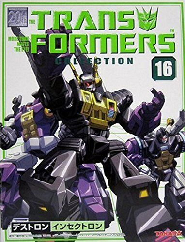 Transformers Collection 16 Figure - Insection Box Set