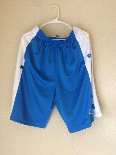 New Nike Men/'s NFS AIR JORDAN HIGHLIGHT SHORTS WHITE BLUE 838978 435