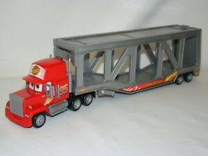 Details about B24 Disney Pixar Cars Mack Superliner hauler Transporter 13