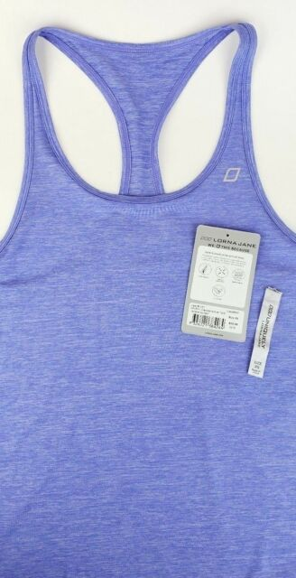 Activewear Tops Lorna Jane Pink Activewear Racerback Top Clothing, Shoes, Accessories Sz Xs Strong Packing