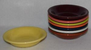 Fiesta-FRUIT-BOWLS-Choice-of-Discontinued-amp-Current-Colors-1st-Quality