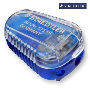 Staedtler-2mm-amp-3-15mm-double-hole-Lead-pointer-Sharpener-for-Mars-Lead-holder