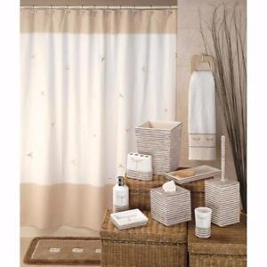 Image Is Loading NEW Creative Bath Dragonfly Shower Curtain Fabric 72x70