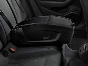 Original-Audi-Fondtasche-000061100H-Aufbewahrungsbox-Tasche-Spielebox