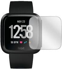 5x Schutzfolie für Fitbit Versa Display Folie klar Displayschutzfolie