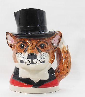 Babbacombe Pottery - FOX HUNTING JUG