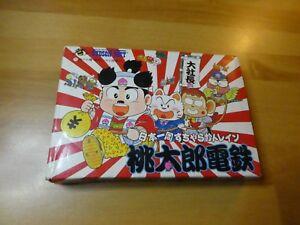 Game-game-taito-famicom-FC-nintendo-sfc-japanese-momotaro-densetsu-hfc-m2-japan