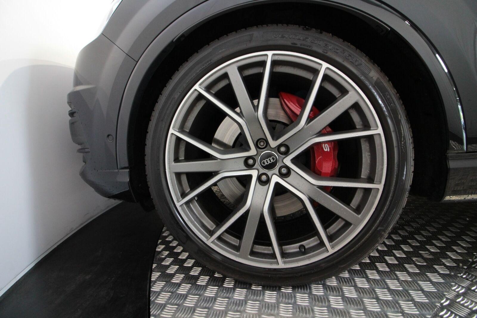 Audi SQ7 TDi quattro Tiptr. Van